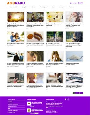 Content Production & Creation - Agoraku.com